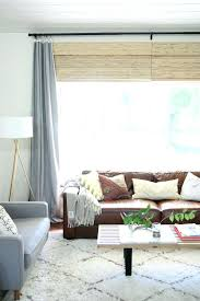 couch ideas leather couch decor decorating with a brown leather sofa impressive