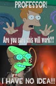 Farnsworth Meme - crazy farnsworth i have no idea know your meme