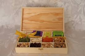 fruit and nut gift baskets chanukah gift baskets chanukah dried fruit nuts and tea box a
