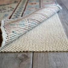 home decor artistic non slip rugs idea non slip rug pad for