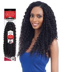 human curly hair for crotchet braiding saga pre loop type 100 human hair crochet braid super curl 10 18 inch