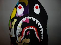 bape full zip shark hoodie archive bathing ape clothing forum