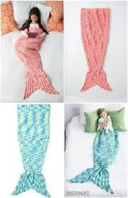 22 free crochet mermaid tail blanket patterns mermaid tail