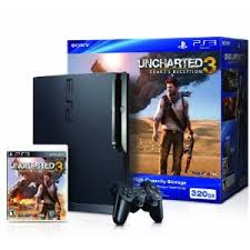 ps3 black friday target uncharted buy ps3 360gb uncharted bundle on amazon and get a 50 credit