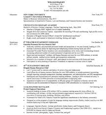 Example Of Military Resume by Military Resume Sample Http Exampleresumecv Org Military