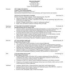 Scannable Resume Sample by Military Resume Sample Http Exampleresumecv Org Military