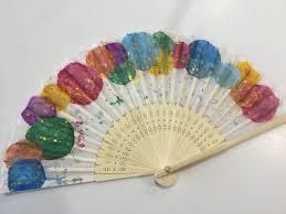 hand held fans for church colorful hand fan folding fan silk hand fans weddings hand fan