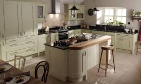 Cream Shaker Kitchen Cabinets Cream Fitted Kitchens Traditional U0026 Contemporary Kitchens In Cream