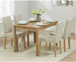 Solid Oak Extending Dining Table And 6 Chairs Kitchen Marvelous Dark Wood Dining Room Table Oak Dining Table