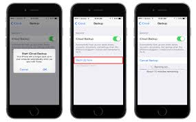 manual for iphone 5c how to enable and trigger icloud backups in ios 8