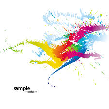 Color Painting by Vector Free Vectors Download 4vector