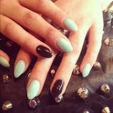 short stiletto tiffany box color motivation for my nail