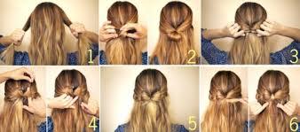 bow hair how to style a hair bow fashionisers