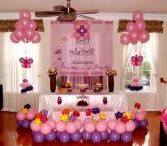 baby girl 1st birthday ideas 6 brilliant 1st birthday decoration ideas at home srilaktv