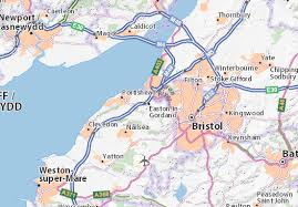 easton map easton in gordano map detailed maps for the city of easton in