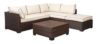 otto sofa loughran patio sectional otto table