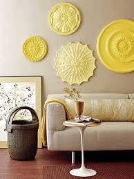 Best  Yellow Wall Decor Ideas On Pinterest Yellow Room Decor - Interior design wall decor