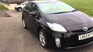 cars toyota black black toyota prius 1 8 vvt i hybrid t spirit auto mccarthy cars uk