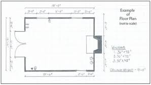 draw a floor plan architecture audacious exle of sle floor plan draw floor