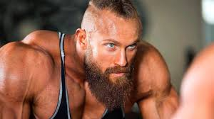 ragnar lothbrok hair vikings ragnar lothbrok in bodybuilding motivation 2018 youtube