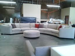 Curved Back Sofa by Circular Sectional Sofa Canada Sofas Living Room Furniture Uk