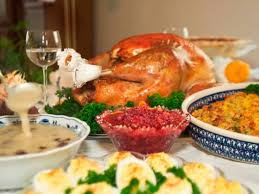 thanksgiving dinner at the pasadena senior center november 23