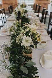 the 25 best wedding table garland ideas on eucalyptus