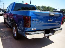 2015 ford f150 tail lights 15 17 ford f150 smoked taillight film kit