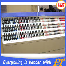 modern nail salon furniture nail polish rack nail polish bar for