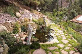 front yard landscaping ideas with fountains roomy designs garden