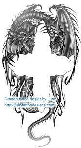tattoo cross dragon big tattoo planet community forum juno tattoo designs s album
