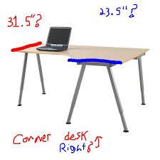 Ikea Galant Corner Desk Right Ikea Desk Gallery Page 76 H Ard Forum
