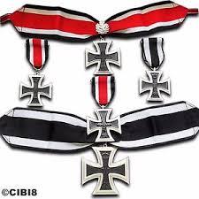 elite german iron cross medals ritterkreuz 5x medal