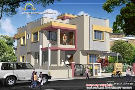 duplex house plans for sq ft home design gujarat plan and