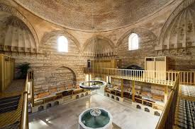 Ottoman Baths The Oldest And Best Turkish Baths In Istanbul From Turkey