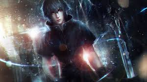 download wallpaper 1920x1080 final fantasy xv art boy light
