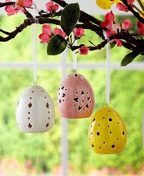 ceramic easter eggs set of 3 ceramic led easter eggs ltd commodities
