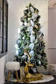 whimsical winter eclectic christmas home tour christmas tree