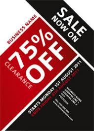 Sales Flyer Template 8 free sales flyer templates excel pdf formats
