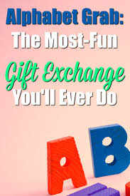 the ultimate list of gifts that start with the letter