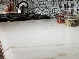 Installing Marble Tile Kitchen Marble Kitchen Countertop Hgtv White Tile 14054692 Marble