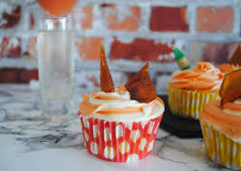 here is the third in our series of cocktail cupcakes pornstar