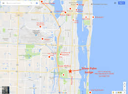 Palm Beach Map West Palm Beach Activities Things To Do In West Palm Beach