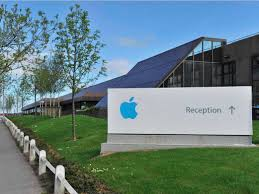 Google Ireland Office Apple Avoiding Taxes In Ireland Business Insider