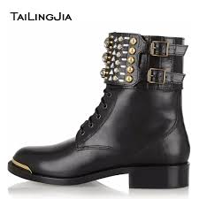 ladies ankle motorcycle boots online buy wholesale lady combat boots from china lady combat