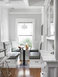 dining room banquette banquette seating ideas white banquette seating with storage