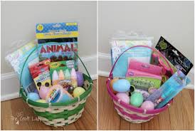 baskets for easter toddler approved dollar store easter basket ideas the