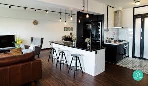 Open Concept Kitchen Design Qanvast Interior Design Ideas Open Concept Kitchen Designs For
