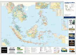 asia east map poster mining maps south east asia mining map mining intelligence