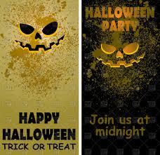 grunge halloween poster vector image 72802 u2013 rfclipart